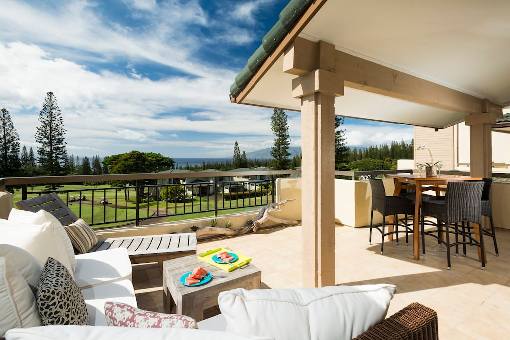 Maui Kapalua Golf Villas Houses For Rent In Lahaina Hawaii United States