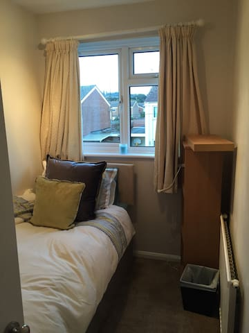 Snug single room - Pangbourne - Hus