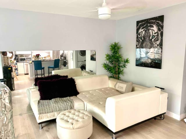 Beach Bum Staycation Remodeled Home