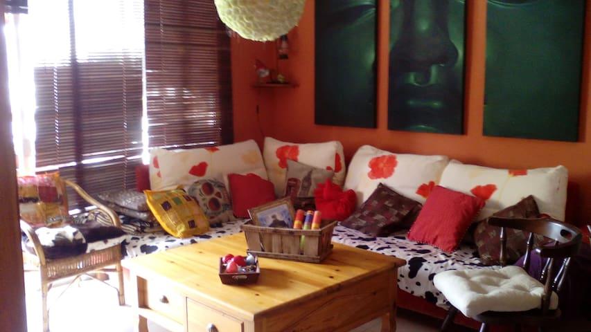 Piso exterior con 3 habitaciones - Adeje - Byt