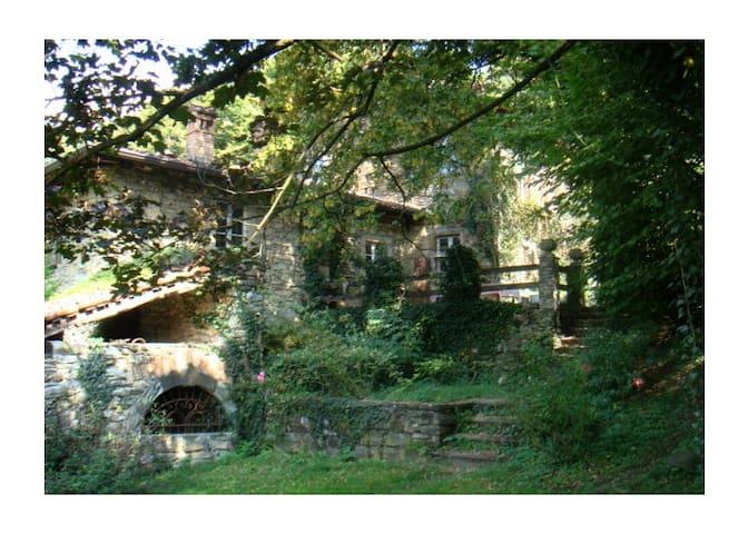 Elegante villa   con piscina - Pontida