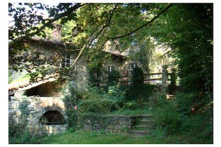 Elegante villa   con piscina - Pontida - Haus