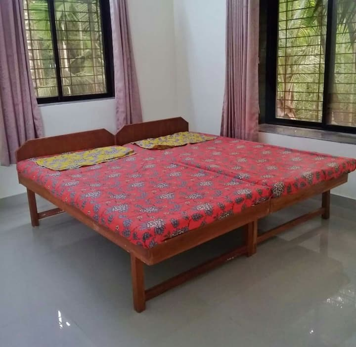 SHUBHNIT holiday home in Alibaug_cheul.