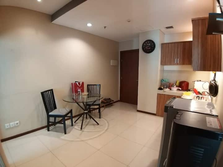 Convenience Location in Jakarta Thamrin Residence