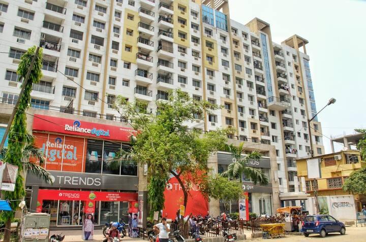 3 BHK plush apartment at Behala