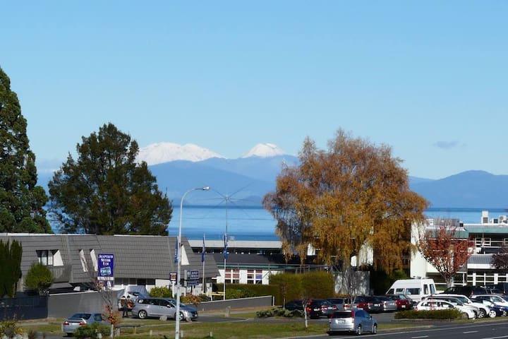 Short Walk To Town, Great Views