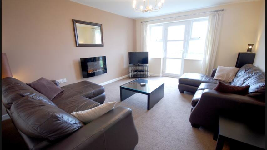 Cozy home from home apartment - Benllech - Apartment