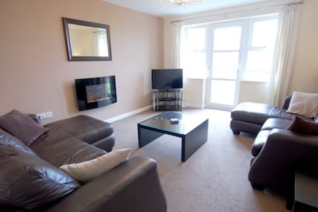 Cozy home from home apartment - Benllech - アパート