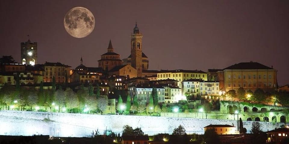 Guidebook for Bergamo