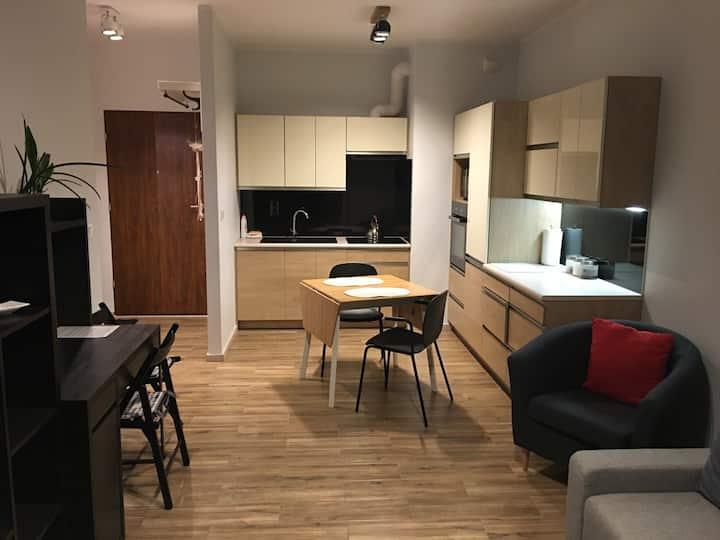 Apartamenty Tespis No.25 (Francuska 92A/1)