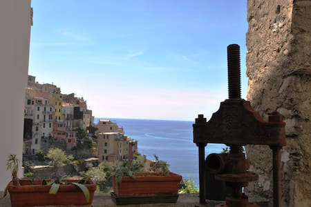 Room two steps from 5 Terre trail (202) - Corniglia - Другое