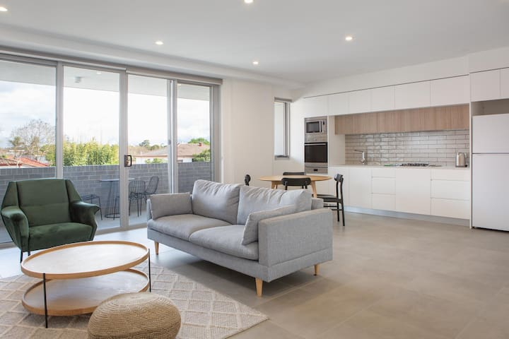 Bright and spacious Inner west apartment