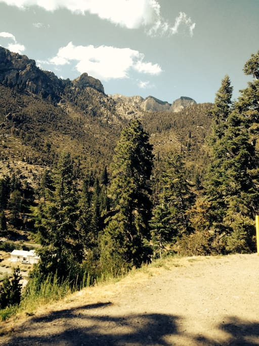 Mt Charleston Forest/Camping less than hr away
