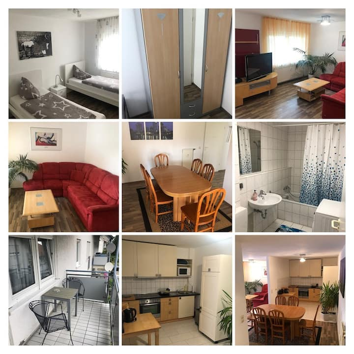 Ferienwohnung / Monteurzimmer / Projektwohnung
