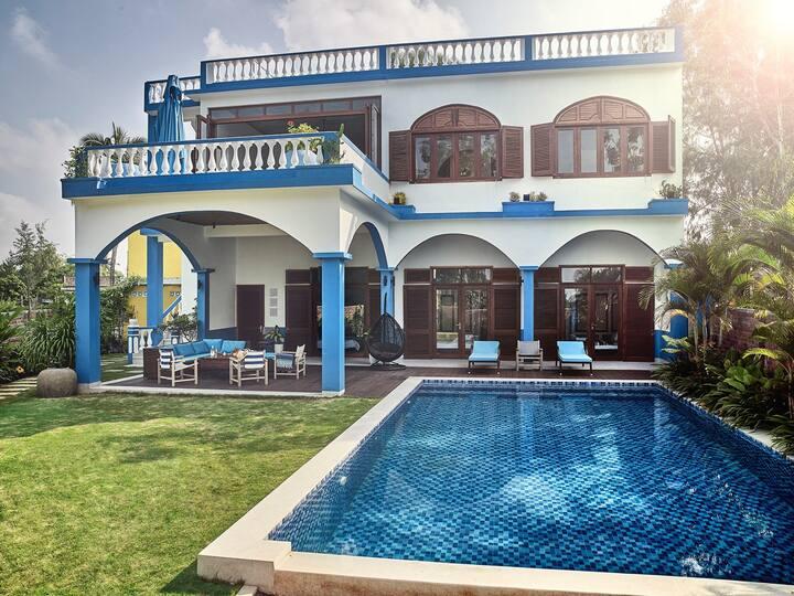 Villa Mai Tai, South Hoi An, Beach Front