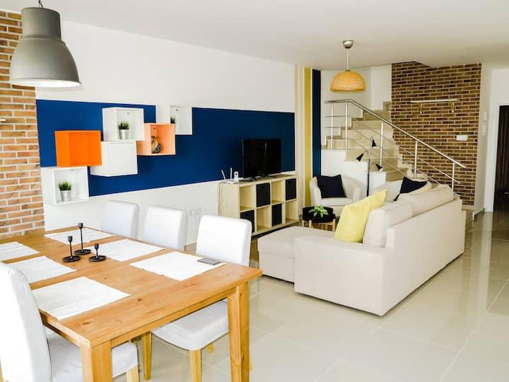 Luxury 3+1 Villa 100m from beach, in Caesar Beach