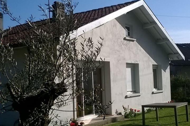 villa face au bois - Mimizan - Casa
