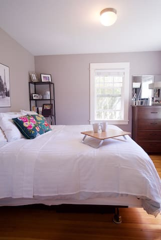 Cheerful craftsman oasis - Poulsbo - House