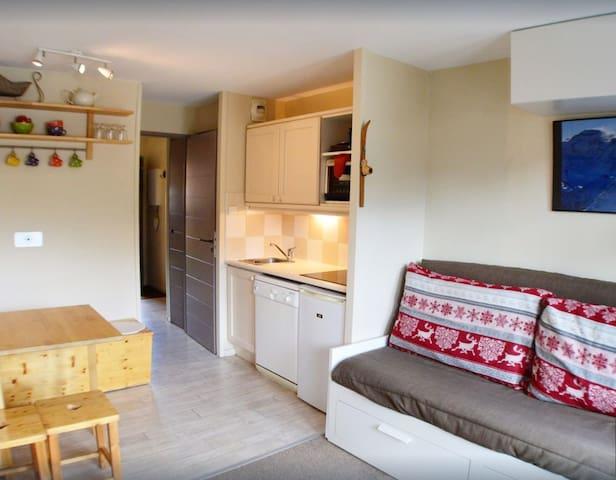 Le Douchka a Avoriaz chouette appartement