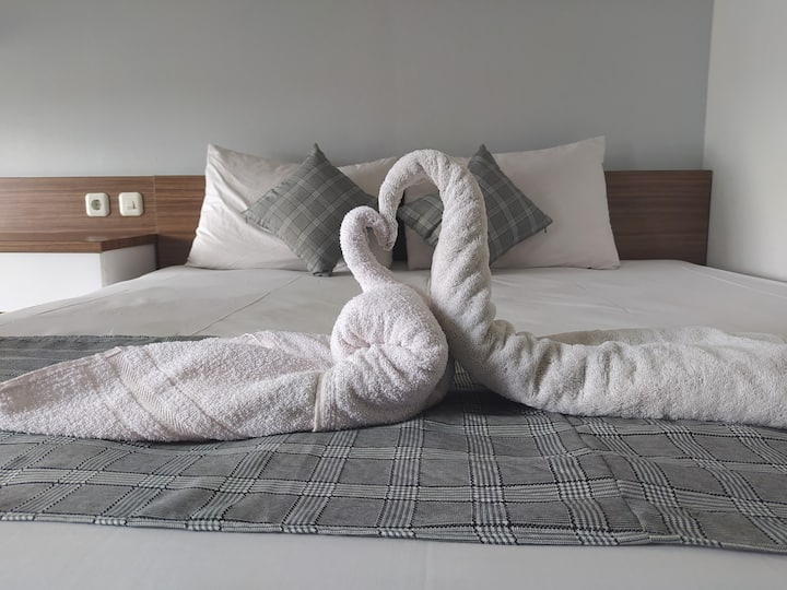 Cozy apartment at Taman Melati Yogyakarta