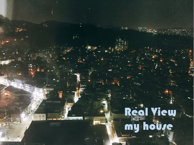[STAY HOUSE#1]Near Sillim Station-Clean,Great View