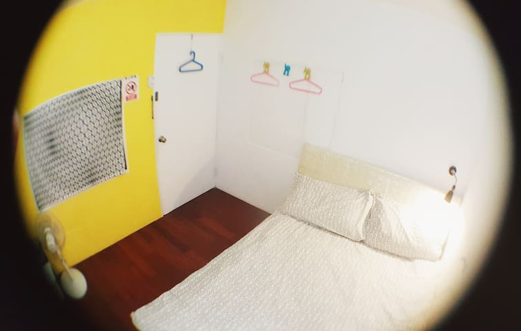 OGO HOUSE《Room 302》Double room/ New Taipei City