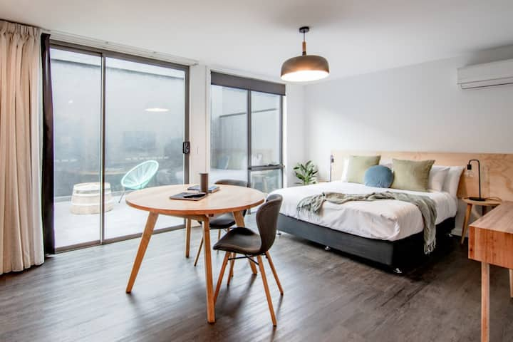Change Overnight - 1 Bed Studio Accessible
