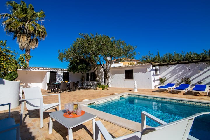Casa Beirao Superb 3 bedr Villa with private pool