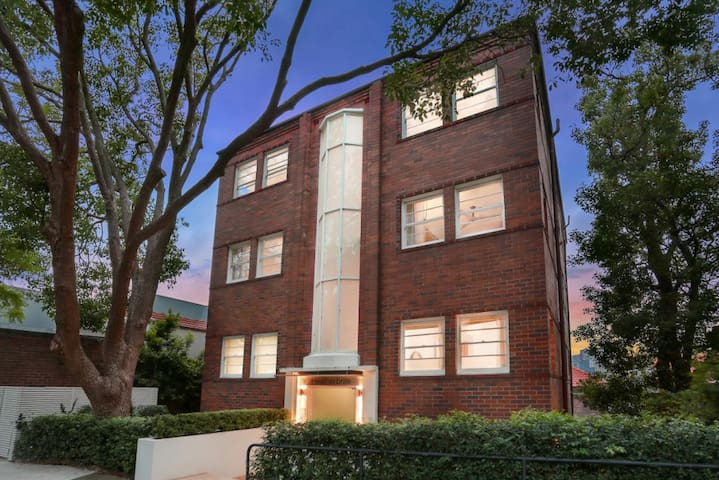 Kirribilli Home with views of Sydney Harbour
