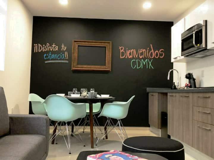 Deluxe Suite || Roma Norte || Condesa