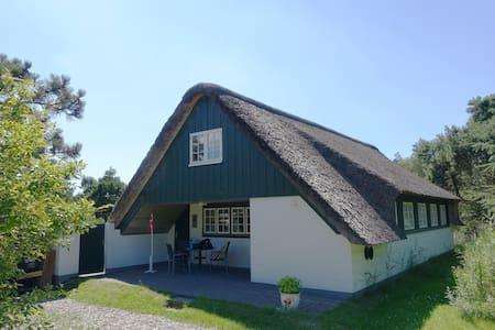 Reetdachhaus auf Röm mit 112qm / 2750qm - Rømø