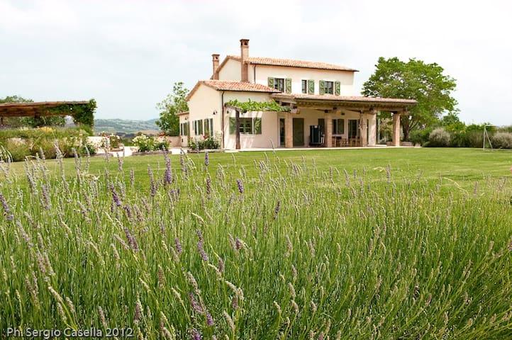 Casale Fonte, Tuscany elegance and informality - Scansano - Villa