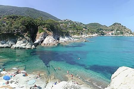 "Isola d'Elba Capo S.Andrea bilocale X3p ""Agave"" - Zanca - อพาร์ทเมนท์"