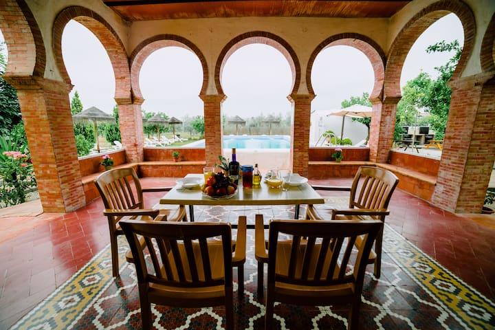 villa 4. Casa rural San Antonio