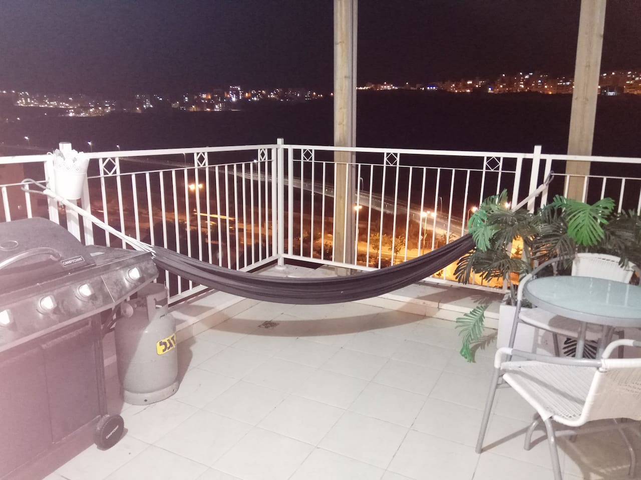 Beautiful porch, BBQ, Hamic, View to mountants