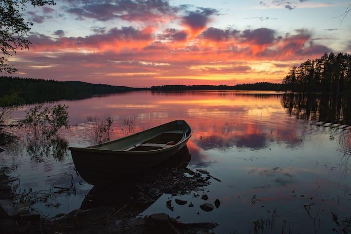 Private, peaceful island. Pure Nature.