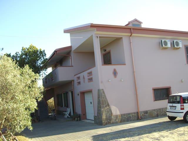 Appartamento Mare Campagna - Villaperuccio - Daire