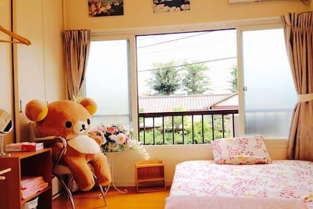 Max10ppl&3Private Room!Homestay at Kimono House!!