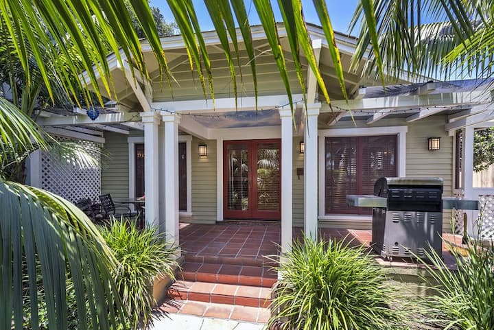 Comfortable and quiet home within walking distance to State Street!