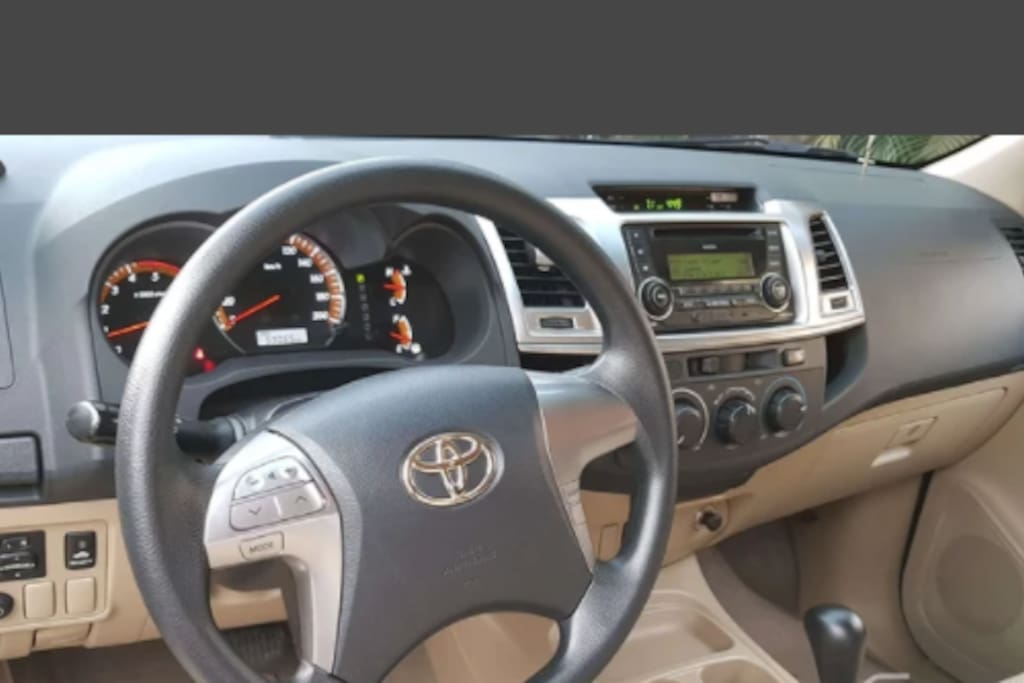 Toyota Hilux G 4WD A/T