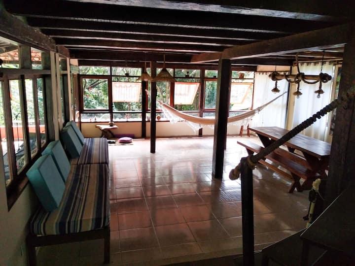 Casa com Piscina em Taperapuã - Porto Seguro