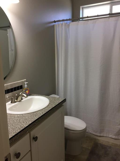 Your bathroom.