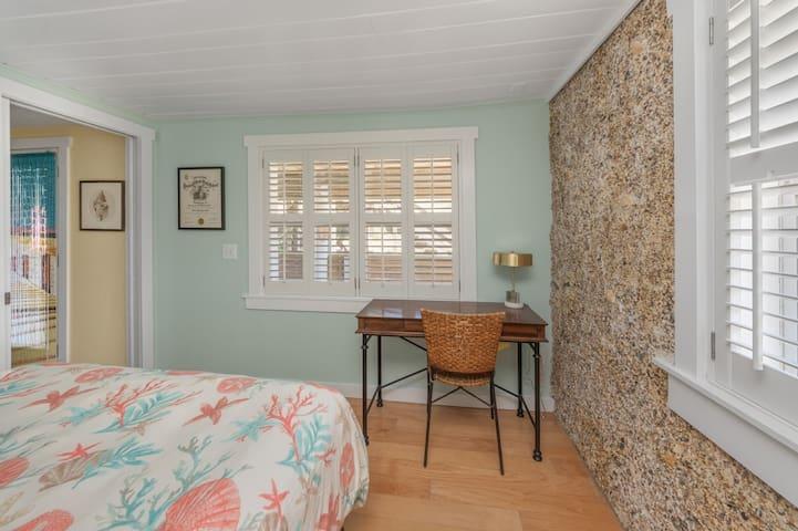Bedroom 4-Ground floor.