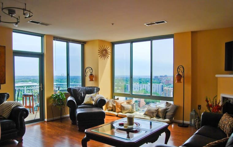 Master Suite with amazing views!! - Arlington - Condominium