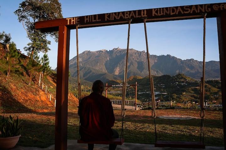 Adjacent room, connected @The Hill Kinabalu, Ranau