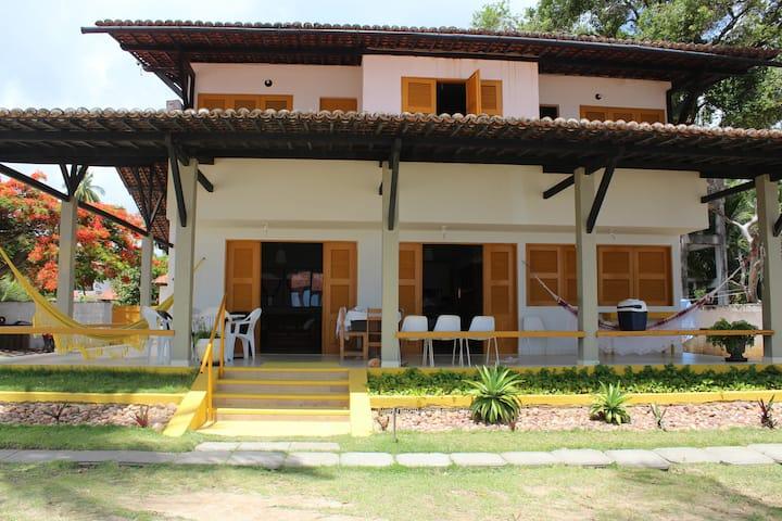 Excelente Casa a Beira Mar - Barra Grande -  AL