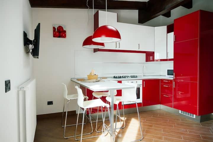 Verro Apartment one