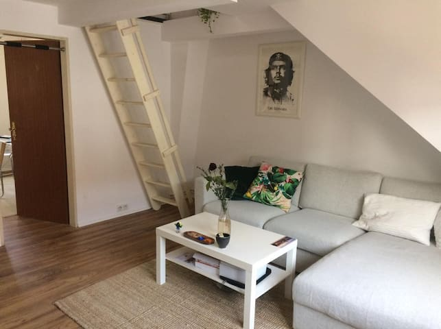 Wunderschöne Wohnung im Schanzenviertel St.Pauli