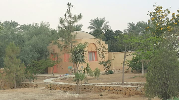Cute Nubian Cottage