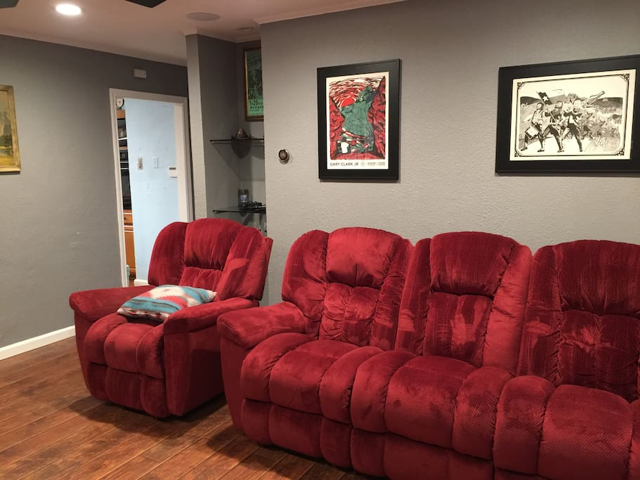 Reclining Couches and Recliner